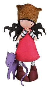Kreativní panenka Santoro