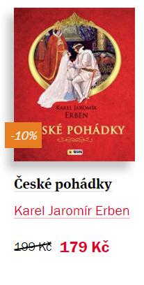 České pohádky, Karel Jaromír Erben
