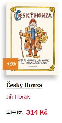Český Honza, pohádky