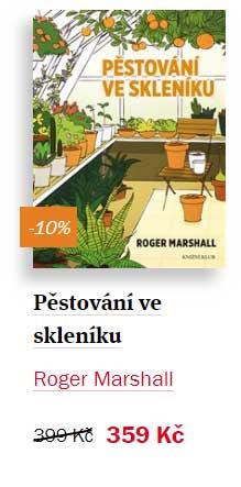 Pěstování ve skleníku - kniha