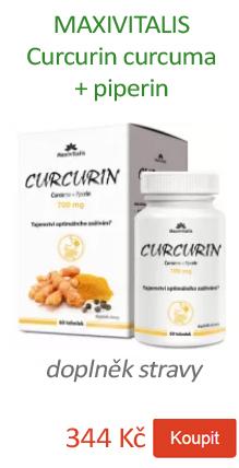 Curcurin + piperin