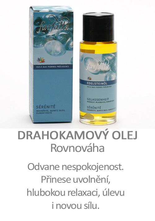 Drahokamový olej Rovnováha