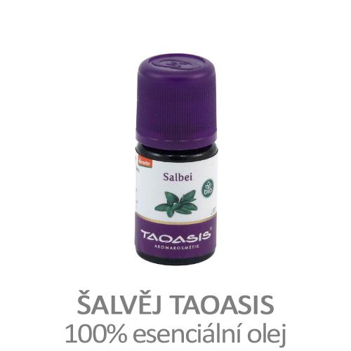 Esenciální olej šalvěj