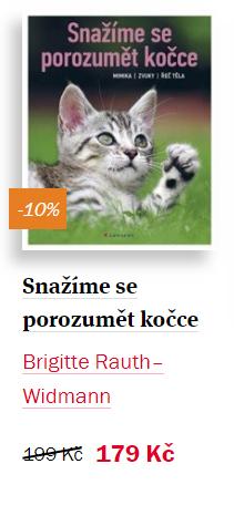 Kniha Snažíme se porozumět kočce