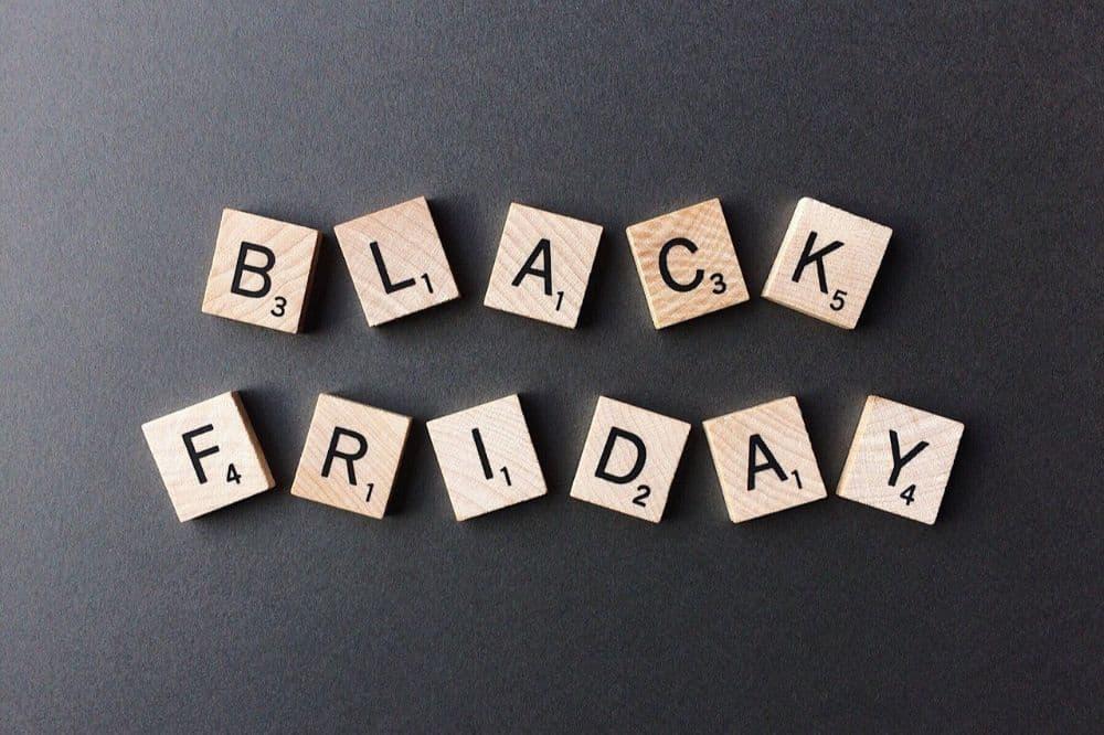 Black Friday, černý pátek