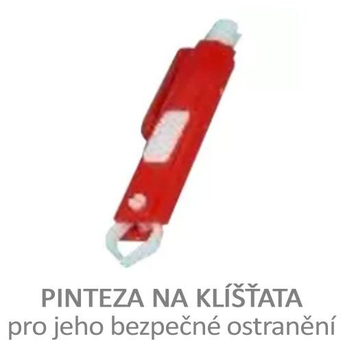 Pinzeta na klíšťata