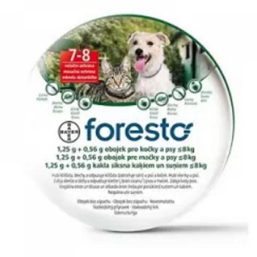 Foresto - obojek proti klíšťatům pro psy