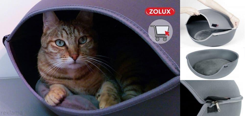 Bouda pro kočky Zolux