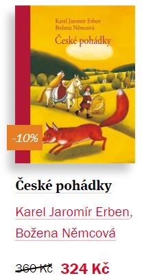 České pohádky, Karel Jaromír Erben, Božena Němcová