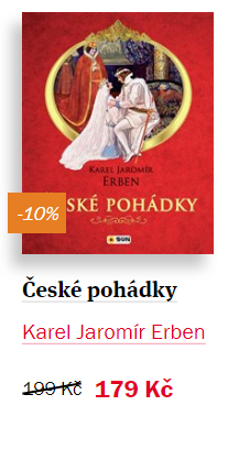 České pohádky, Karel Jaromír Erben