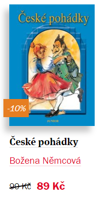 České pohádky, Božena Němcová