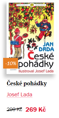 České pohádky, Jan Drda