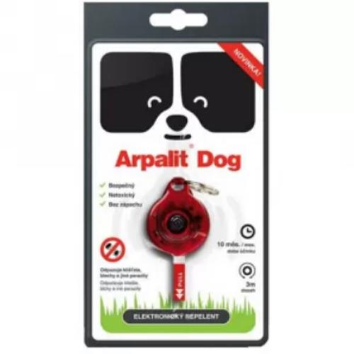 Arpalit Dog - elektrický odpuzovač klíšťat -