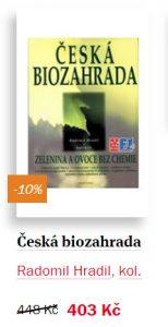 Česká biozahrada (kniha)