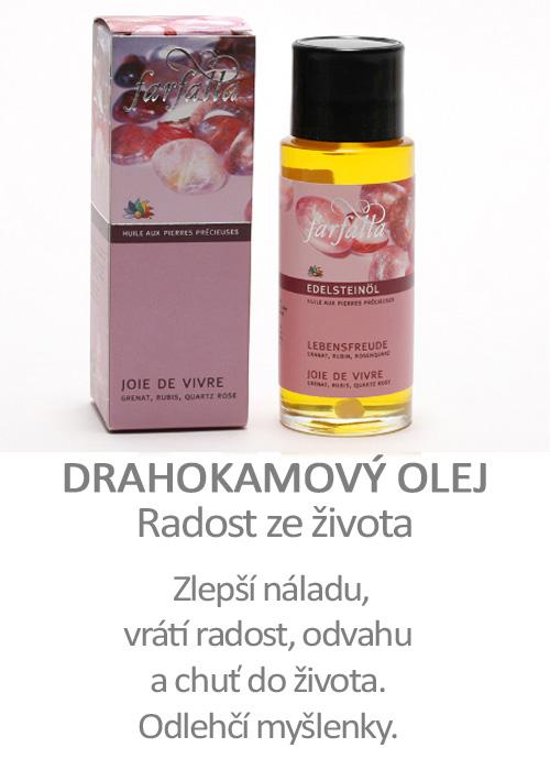 Drahokamový olej Radost ze života