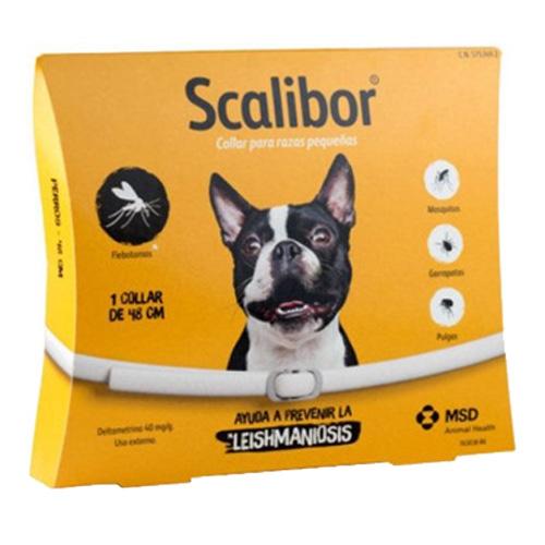 Obojek proti klíšťatům pro velké psy Scalibor
