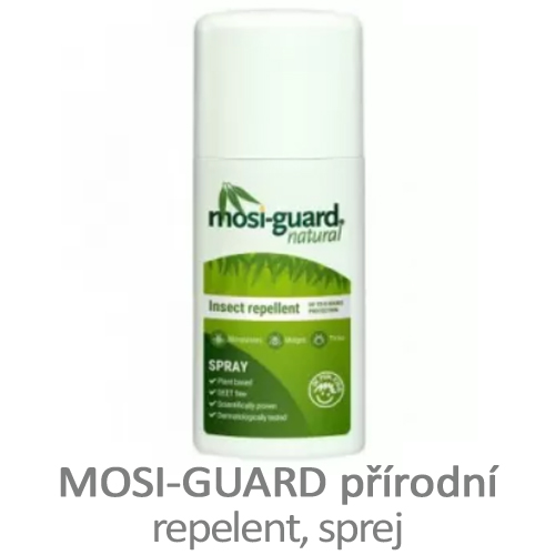 Přírodní repelent sprej, Mosi-guard