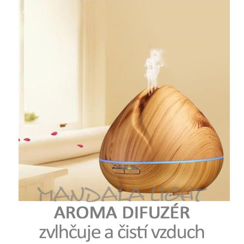 Aroma difuzér Mandala light