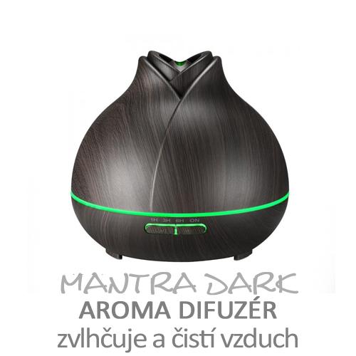 Aroma difuzér Mantra dark
