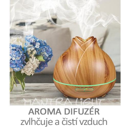 Aroma difuzér Mantra light