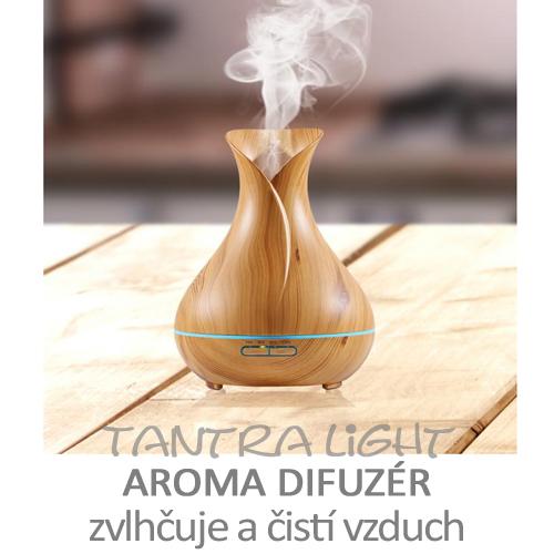 Aroma difuzér Tantra light
