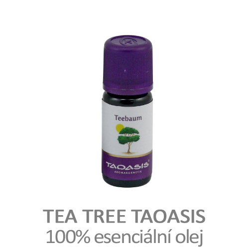 Esenciální olej tea tree oil