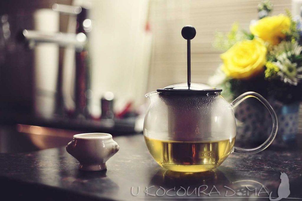 Kočičí dráp - čaj