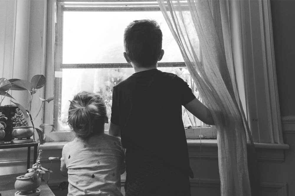 Pomoc dětem a rodičům