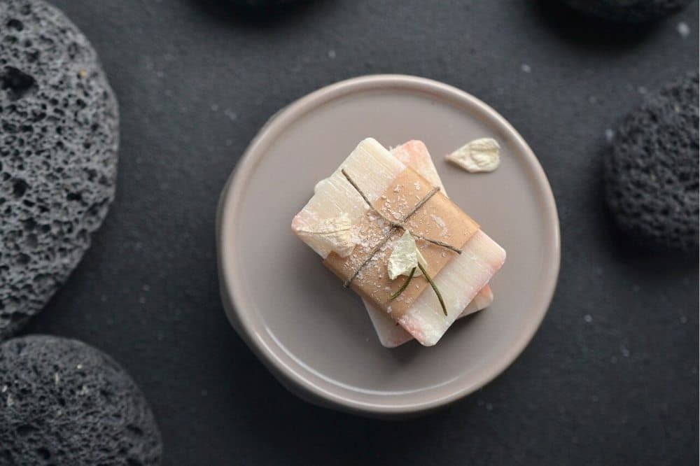Olivové mýdlo
