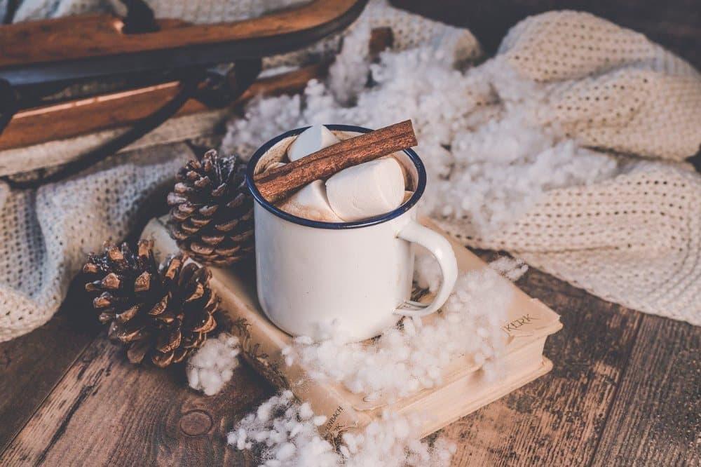 Zimní čaj